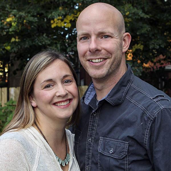 Eric & Danielle Frank