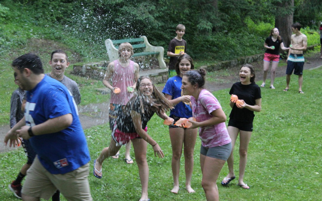 Youth Picnic at Monocacy Park