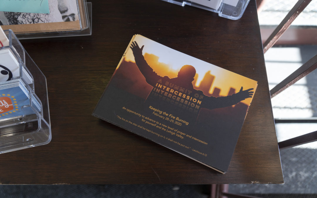 A Summit of Intercession