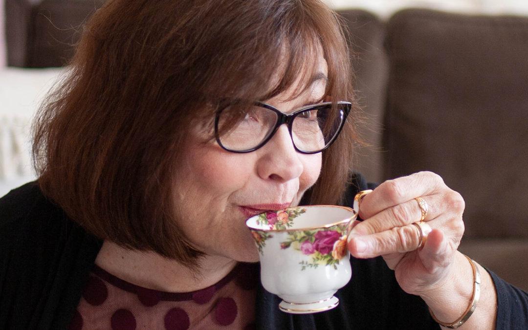 Virtual Tea with Momma G.