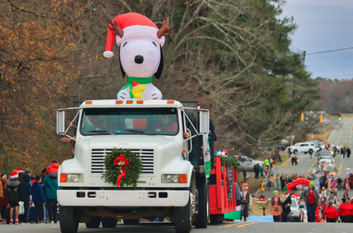 Macungie Holiday Parade
