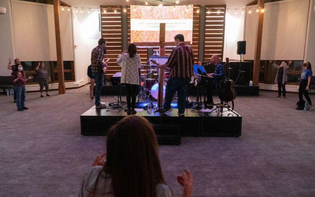 First Friday Worship Night