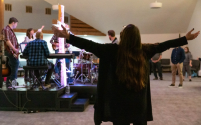 First Friday Worship Night